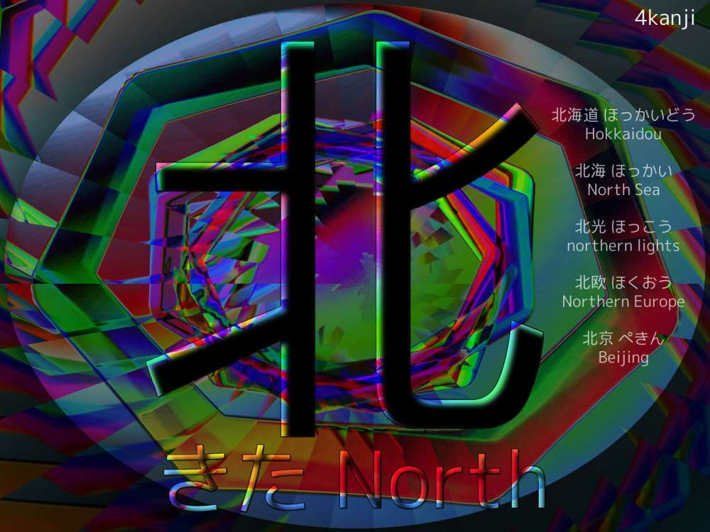 Kanji Desktop Wallpaper